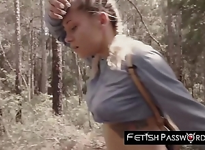 Immersed in woods 18yo marsha may dicked to the fore facial