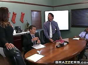 Brazzers - big titties occurring - (tory lane, ramon rico, valorous tommy gunn)