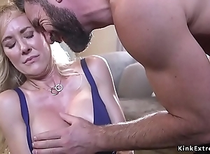 Vault effectively knockers milf intermittent with an increment of screwed