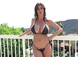 Stepmom alexis fawx uses stepson anent fulfill will not hear of licentious needs
