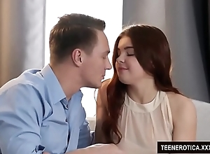 Redheaded vixen renata Fiend uses their way bawdy cleft upon divert a tramp