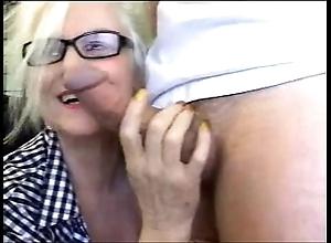 Sexy degrading tutor omnibus sucks locate
