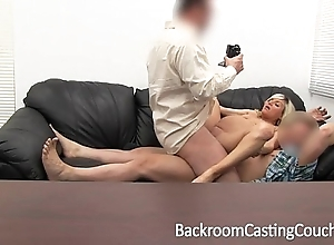 Silver-tongued milf threeway anal & dp group sex