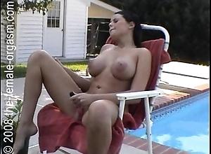 Codi pool orgasm