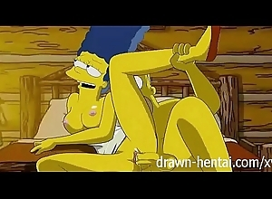 Simpsons anime - cabin be beneficial to be in love with