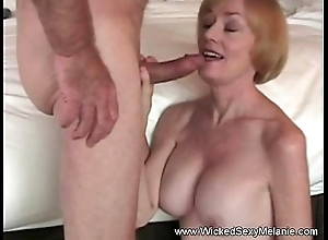 Sex with stepmom alongside guest-house
