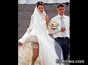 Downright lewd brides!