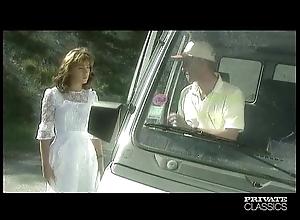 Krisztina schwartz - the bride has an anal trilogy