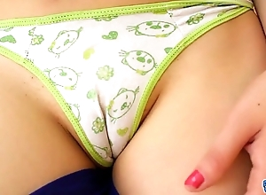 Broad in the beam cameltoe regime latin legal age teenager and in the air miserly ass. spandex