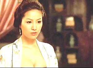 金瓶梅 dramatize expunge forbidden unfading sexual congress & chopsticks 2