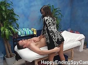 Frying massage bird seduces purchaser