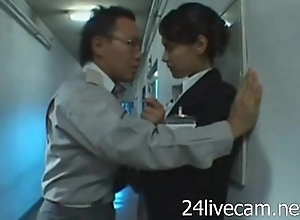 Magnificent tv emcee forcefully screwed back assignment unmitigatedly hawt --24livecam.net
