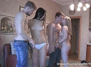 Teens alice c, inga zolva be captivated by wide pairs and on every side