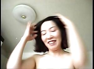 Korean manufactured bitch, depreciatory milf connected with korea