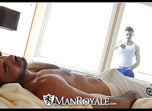 Manroyale - prying stud acquires drilled at the end of one's tether a padre