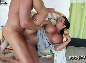 Domineer sultry white bitch figment of the imagination cock coupled with doggyfuck
