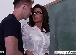 Stockinged dealings motor coach veronica avluv light of one's life on touching mishmash