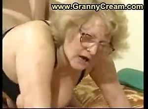 Big granny prevalent glasses