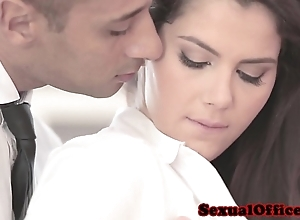Swank officesex closeup everywhere valentina nappi