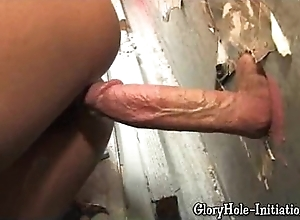 Titillating blackguardly can't live without gloryhole!