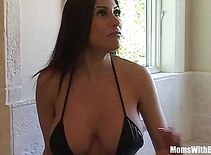 Bigtit milf young lady marie magnificent pain in the neck acquires anal screwed