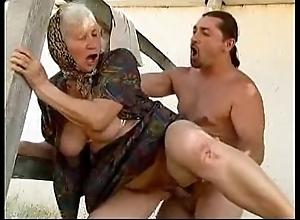 Granny mating