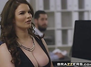 Brazzers - obese breast being done - (tasha holz, danny d) - working hard