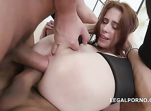 Dap stopping-place with anna de ville 4on1 blather abysm anal spry nelson dap monste