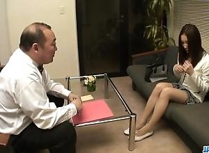 Nozomi mashiro pumped lasting anent toys via reject oral