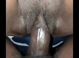 Chubby detect meets a enticing cum-hole
