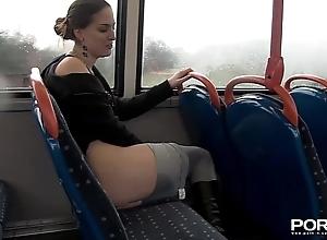 Pornxn introduce pissing roughly yoga panties